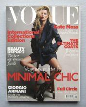 Vogue Magazine - 2010 - September